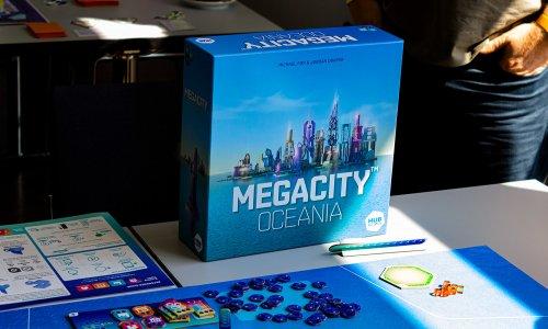 MEGACITY: OCEANIA // Prototyp – Erste Bilder