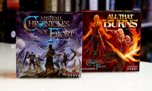 TEST // MISTFALL – CHRONICLES OF FROST