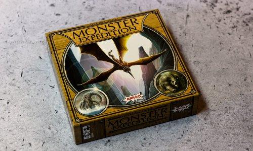 MONSTER EXPEDITION // Bilder vom Spiel