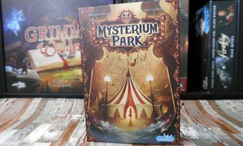 TEST // MYSTERIUM PARK