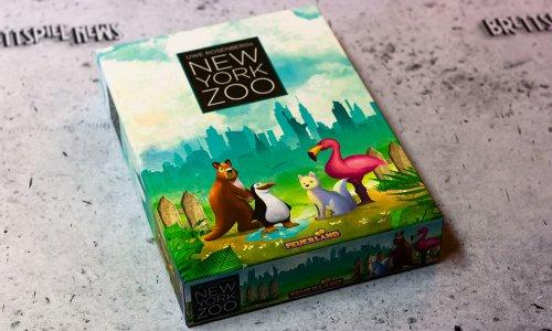 NEW YORK ZOO // Bilder vom Spiel