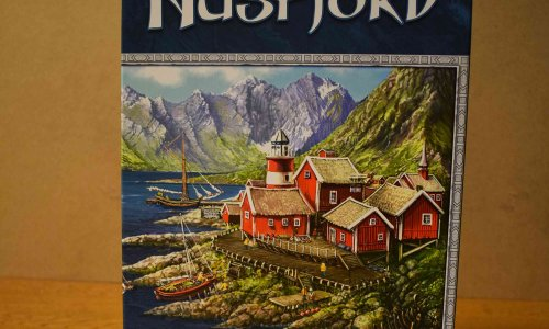 TEST // Nusfjord