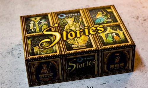 ORLÉANS STORYS //  Bilder vom Spielmaterial