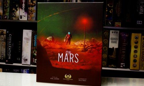 TEST // ON MARS
