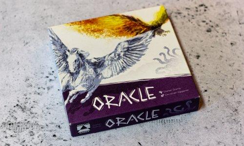 ORACLE // Bilder vom Prototyp