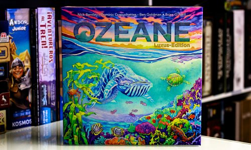 TEST // OZEANE