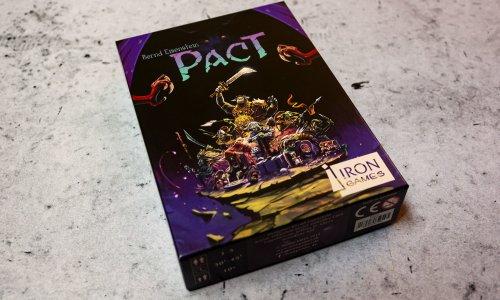 PACT // Bilder vom Grundspiel + Winter Erweiterung