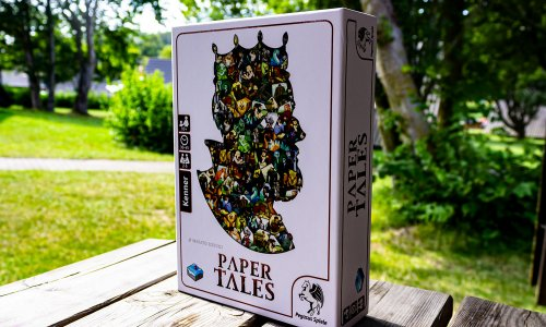 TEST // Paper Tales