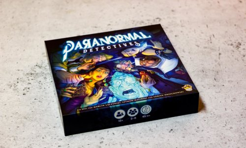 PARANORMAL DETECTIVES // Bilder vom Spiel