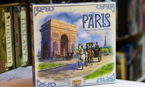 TEST // PARIS