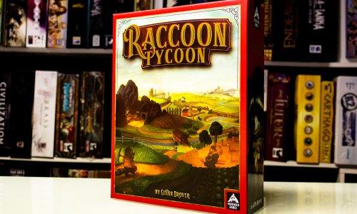 TEST // RACCOON TYCOON