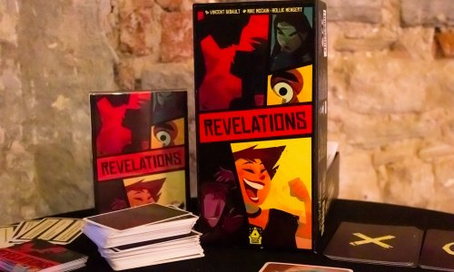 REVELATIONS // in der Spieleschmiede gestartet