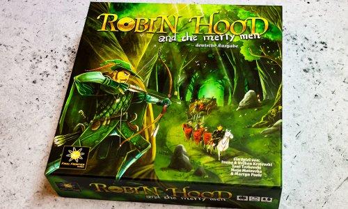 ROBIN HOOD AND THE MERRY MAN // Bilder vom Spiel