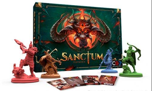 SANCTUM // Bilder von Czech Games Edition Neuheit