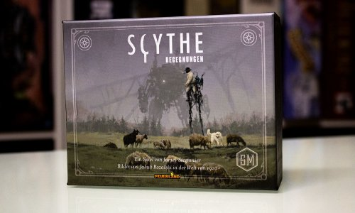 SCYTHE // Fan-Begegnungsbox - erste Bilder