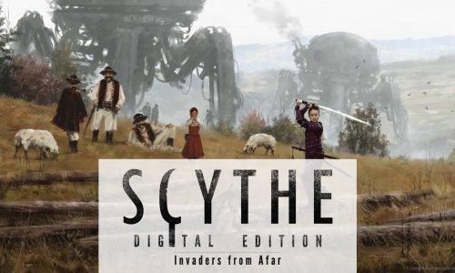 SCYTHE DIGITAL // Invaders from Afar – erste Bilder