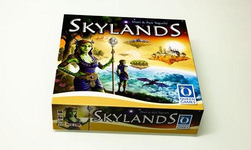 TEST // Skylands
