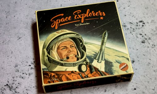 SPACE EXPLORERS // Bilder vom Spiel