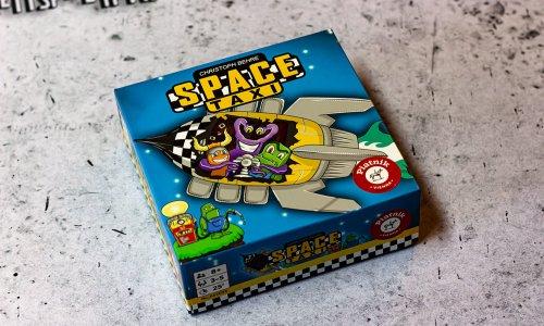 SPACE TAXI // Bilder vom Spiel