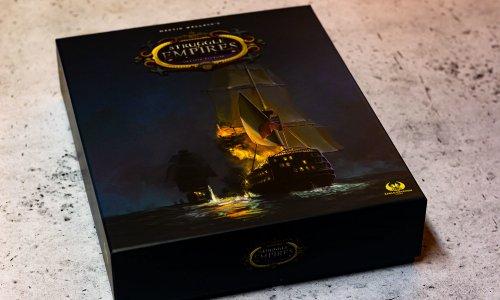 STRUGGLE OF EMPIRES // Bilder der Deluxe Edition