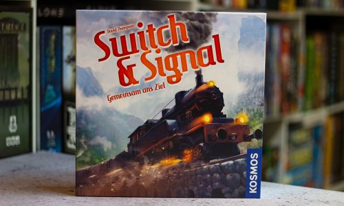 TEST // SWITCH AND SINGAL