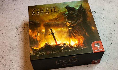 TAINTED GRAIL // Bilder vom Spiel