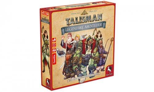 TEST // Talisman – Legendäre Abenteuer