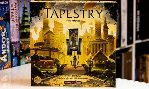 TAPESTRY // bald im Handel verfügbar