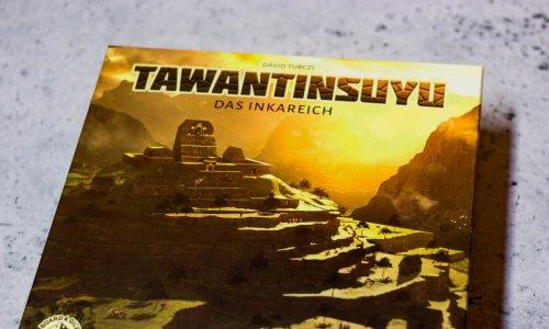 TAWANTINSUYU: DAS INCAREICH // Bilder vom Spiel