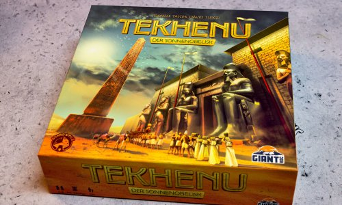 TEKHENU // Bilder vom Spiel
