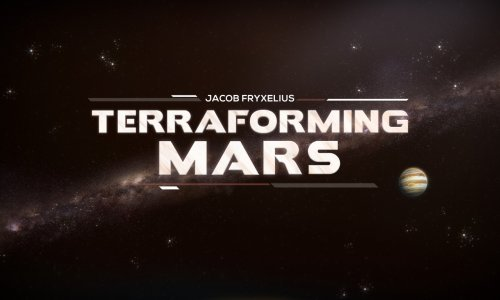 TEST // Terraforming Mars (Digitale Version)