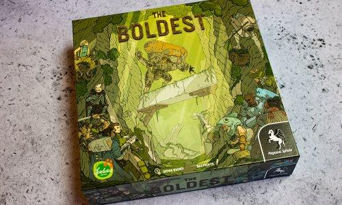 THE BOLDEST // Bilder vom Spiel
