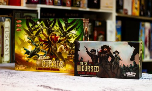 THE FEW AND THE CURSED  // Bilder der KS-Version