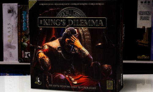 TEST // THE KING'S DILEMMA