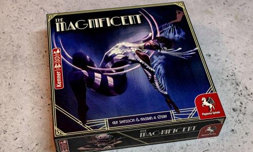 THE MAGNIFICENT // Bilder vom Spiel
