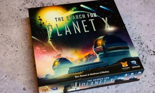 THE SEARCH FOR PLANET X // Bilder vom Spiel