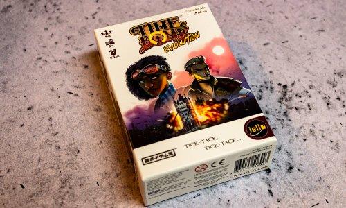 TIME BOMB – EVOLUTION // Bilder vom Spiel