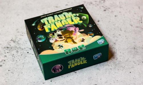 TRAUMFÄNGER //  Bilder vom Spielmaterial