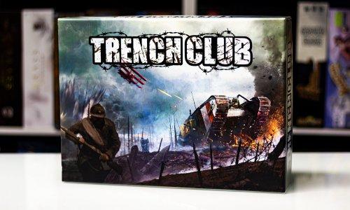 KICKSTARTER // TRENCH CLUB gestartet