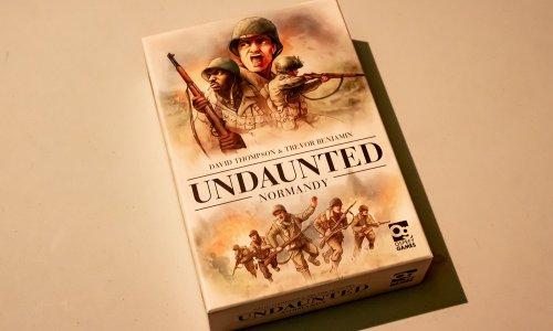 UNDAUNTED – NORMANDIE // Bilder vom Spiel