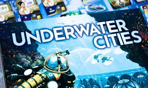 TEST // Underwater Cities