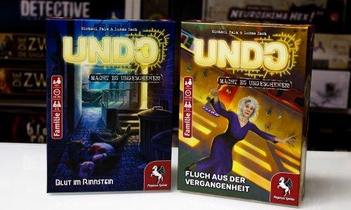 UNDO // Erste Bilder und weitere Informationen