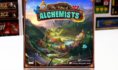 TEST // The Valley of Alchemists