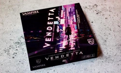 VAMPIRE: THE MASQUERADE - VENDETTA // Bilder vom Spiel