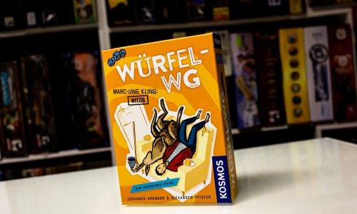 TEST // WÜRFEL-WG