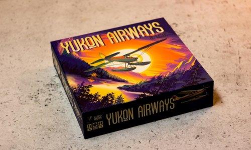 YUKON AIRWAYS // Bilder vom Spiel