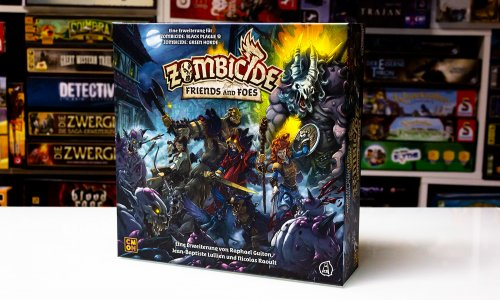 TEST // Zombicide: Friends and Foes