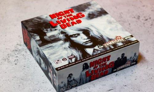 ZOMBICIDE // Night of the Living Dead - Bilder vom Spiel