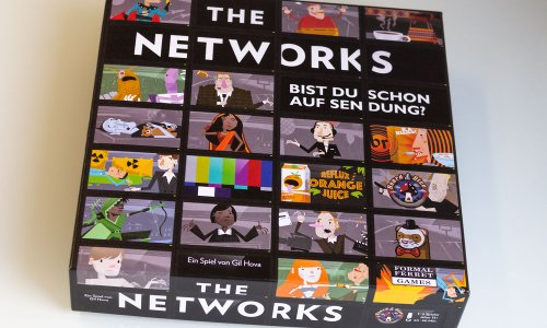 TEST // The Networks