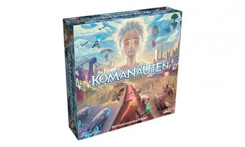 KOMANAUTEN // Bald im Handel verfügbar